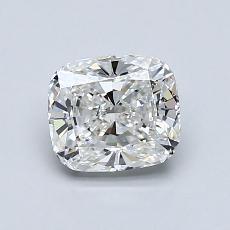 1.01-Carat Cushion Diamond Very Good G VS1