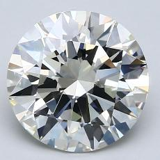 Recommended Stone #4: 3,01-Carat Round Cut