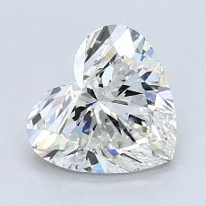 Recommended Stone #4: 1.51-Carat Heart Shaped