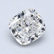 Target Stone: 1,30-Carat Cushion Cut Diamond