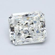 Recommended Stone #1: 1.20-Carat Radiant Cut Diamond