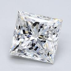 Recommended Stone #1: 1.70-Carat Princess Cut
