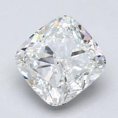 Recommended Stone #3: 1.76-Carat Cushion Cut Diamond
