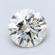 Recommended Stone #1: 1.67-Carat Round Cut