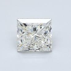 Recommended Stone #2: 1,00-Carat Princess Cut