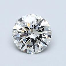 Recommended Stone #1: 1,03-Carat Round Cut