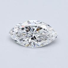 Recommended Stone #3: 0.50-Carat Marquise Cut