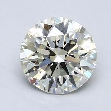 1.10 Carat 圓形 Diamond 理想 K VVS2