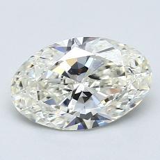 推薦鑽石 #4: 1.20  克拉橢圓形切割