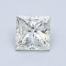 Piedra recomendada 4: Talla princesa de 1.01 quilates