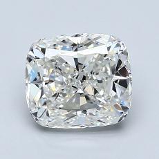 推薦鑽石 #2: 1.73 克拉墊形切割