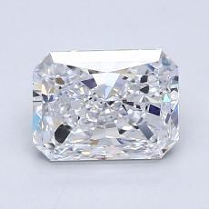 推薦鑽石 #4: 1.40  克拉雷地恩明亮式切割鑽石