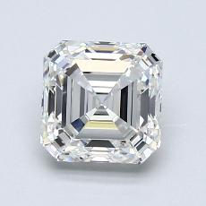 Recommended Stone #1: 1.20-Carat Asscher Cut Diamond