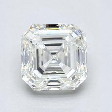 Pierre recommandée n°3: Diamant Taille Asscher de 1,20carat