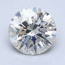 Recommended Stone #2: 2.01-Carat Round Cut Diamond