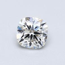 Pierre recommandée n°4: Diamant taille coussin 0,61 carats