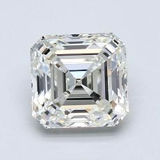 推薦鑽石 #3: 1.20  克拉上丁方形鑽石