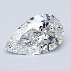 Recommended Stone #3: 1,08-Carat Pear Shaped