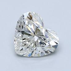 1,20-Carat Heart Diamond Very Good G VS1