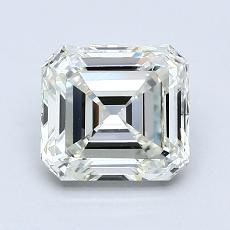 Pierre recommandée n°3: Diamant taille émeraude 1,51 carat