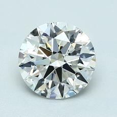 1.22 Carat 圓形 Diamond 理想 H VS1