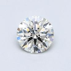 Recommended Stone #4: 0.71-Carat Round Cut