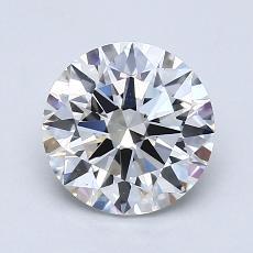 1.20 Carat Redondo Diamond Ideal H VS2