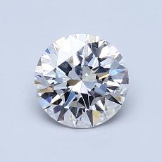 Recommended Stone #1: 0,98-Carat Round Cut Diamond
