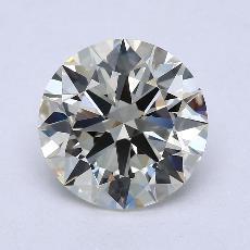 Pierre recommandée n°3: Diamant taille ronde 4,51 carat