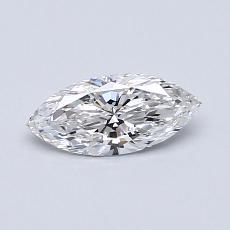 Recommended Stone #3: 0.42-Carat Marquise Cut