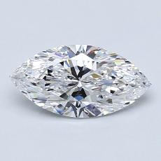 Recommended Stone #2: 1,00-Carat Marquise Cut