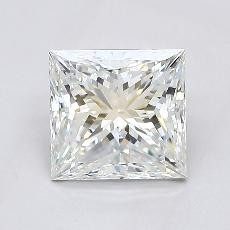 Recommended Stone #3: 1.52-Carat Princess Cut