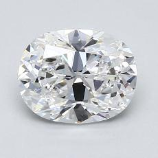 Recommended Stone #4: 1,56-Carat Cushion Cut Diamond