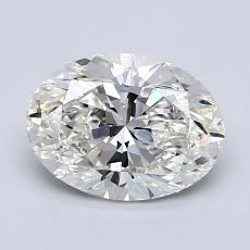 Recommended Stone #3: 1.41-Carat Oval Cut Diamond