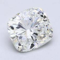 推荐宝石 2:4.01 克拉垫形钻石