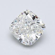 1.20-Carat Cushion Diamond Very Good H VS1