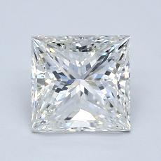 Recommended Stone #1: 2.01-Carat Princess Cut