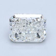 Recommended Stone #1: 3.03-Carat Radiant Cut Diamond