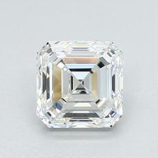 Recommended Stone #2: 1.30-Carat Asscher Cut Diamond