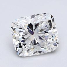 Recommended Stone #3: 1.30-Carat Cushion Cut Diamond