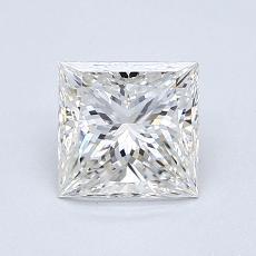 1.00 Carat Princesa Diamond Muy buena H VS1