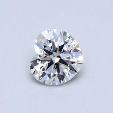 0.50 Carat 心形 Diamond Astor 理想 G VS2