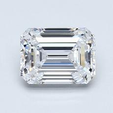 1.30 Carat 綠寶石 Diamond 非常好 D IF