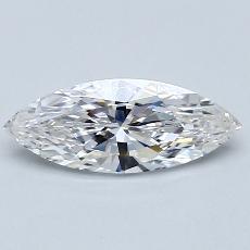 オススメの石No.3:0.70カラットマーキスカットダイヤモンド