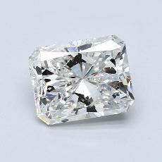 2.00-Carat Radiant Diamond Very Good H VS2