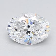 Recommended Stone #4: 1,51-Carat Oval Cut