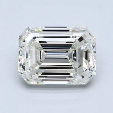 Recommended Stone #3: 1.91-Carat Emerald Cut Diamond