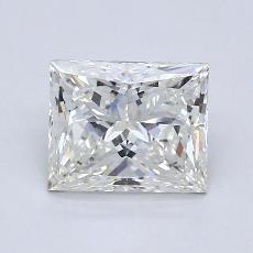 Recommended Stone #3: 1.33-Carat Princess Cut Diamond