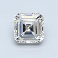 Recommended Stone #1: 1.00-Carat Asscher Cut Diamond