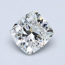 1,20-Carat Cushion Diamond Very Good G VS1